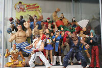 Street Fighter figures from SOTA