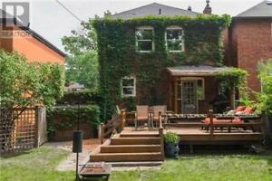 For Rent: Toronto Detached House on Eglinton and Bayview