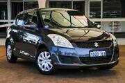 2011 Suzuki Swift FZ GL Grey 5 Speed Manual Hatchback Melville Melville Area Preview