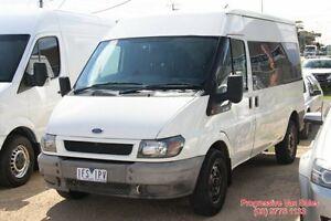 2004 Ford Transit TURBO DIESEL 5 Speed Manual Van Carrum Downs Frankston Area Preview