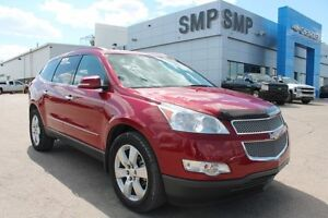 2012 Chevrolet Traverse LTZ - Leather, Reverse Cam, Bluetooth