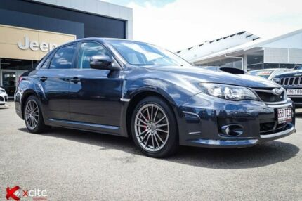 2013 Subaru Impreza G3 MY13 WRX AWD Grey 5 Speed Manual Sedan Garbutt Townsville City Preview