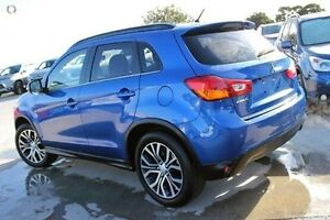 2015 Mitsubishi ASX Blue Constant Variable Wagon Nunawading Whitehorse Area Preview