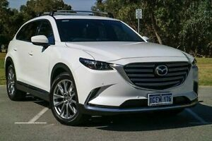 2016 Mazda CX-9 TC GT SKYACTIV-Drive i-ACTIV AWD Snowflake White 6 Speed Sports Automatic Wagon Wilson Canning Area Preview