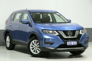 2018 Nissan X-Trail T32 Series 2 ST 7 Seat (2WD) Blue Continuous Variable Wagon