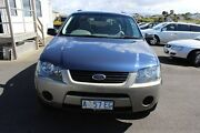 2008 Ford Territory SY TX Blue 4 Speed Sports Automatic Wagon Devonport Devonport Area Preview