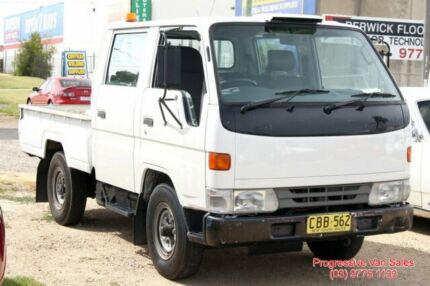 1998 Toyota Dyna DUALCAB 5 Speed Manual Dual Cab Carrum Downs Frankston Area Preview
