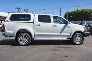 2014 Toyota Hilux KUN26R MY14 SR5 Double Cab Glacier White 5 Speed Automatic Utility Osborne Park Stirling Area Preview