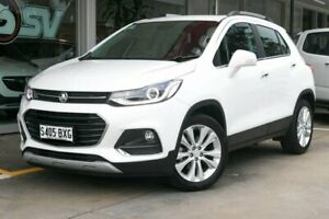 2017 Holden Trax TJ MY18 LTZ White 6 Speed Automatic Wagon Somerton Park Holdfast Bay Preview