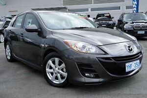 2011 Mazda 3 BL10F1 MY10 Maxx Activematic Sport Grey 5 Speed Sports Automatic Hatchback Pearce Woden Valley Preview