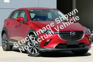 2019 Mazda CX-3 DK MY19 S Touring (FWD) Soul Red Crystal 6 Speed Automatic Wagon