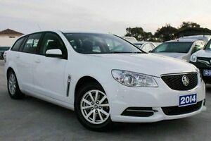 2014 Holden Commodore White Sports Automatic Wagon Dandenong Greater Dandenong Preview