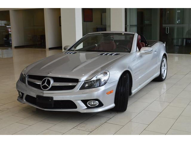 2009 mercedes benz sl 550 silver arrow edition used for 2009 mercedes benz sl550 silver arrow for sale
