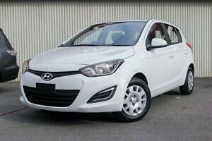 2015 Hyundai i20 White Automatic Hatchback Dandenong Greater Dandenong Preview