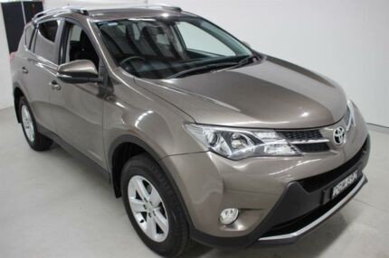 2013 Toyota RAV4 ALA49R GXL AWD Liquid Bronze 6 Speed Manual Wagon