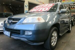 2004 Honda MDX 5 Speed Automatic Wagon Mordialloc Kingston Area Preview