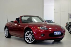 2005 Mazda MX-5 NC30F1 Red 6 Speed Manual Softtop Myaree Melville Area Preview