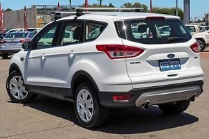 2013 Ford Kuga TF Ambiente AWD White 6 Speed Sports Automatic Wagon Maddington Gosnells Area Preview