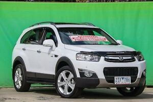 2012 Holden Captiva CG Series II 7 AWD LX White 6 Speed Sports Automatic Wagon Ringwood East Maroondah Area Preview