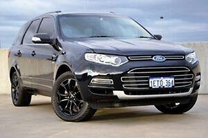 2014 Ford Territory SZ Titanium Seq Sport Shift AWD Black 6 Speed Sports Automatic Wagon Midland Swan Area Preview