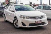 2014 Toyota Camry ASV50R Altise Diamond White 6 Speed Sports Automatic Sedan Gympie Gympie Area Preview