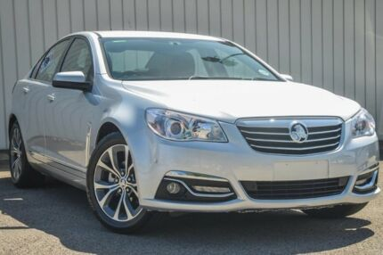 2014 Holden Calais VF MY14 Silver 6 Speed Sports Automatic Sedan Valley View Salisbury Area Preview