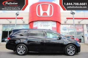 2014 Honda Odyssey Touring - ADVENTURE READY FAMILY VAN -