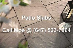 24 x 24 Sahara Blend Flagstone Patio Slabs Patio Pavers Patio St