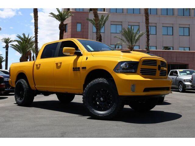 Imagen 1 de RAM 1500  yellow