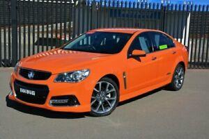 2013 Holden Commodore VF MY14 SS V Orange 6 Speed Sports Automatic Sedan New Lambton Newcastle Area Preview
