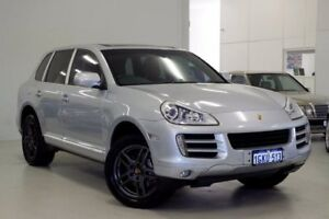 2007 Porsche Cayenne 9PA MY07 S Silver 6 Speed Sports Automatic Wagon Myaree Melville Area Preview