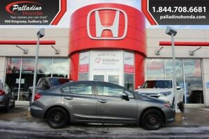 2012 Honda Civic Sdn LX -SAFE RELIABLE GREAT FUEL ECONOMY -