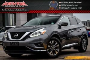 2016 Nissan Murano SV|Sunroof|Nav.|HeatSteering|Backup_Cam|HeatS