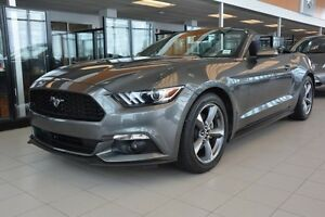 2016 Ford Mustang CONVERTIBLE Accident Free,  Back-up Cam,  Blue