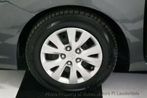 2012 Honda civic steel wheels with covers, no tires