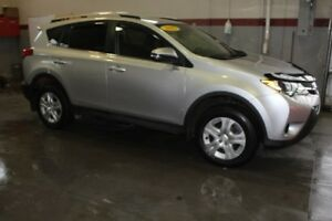 2015 Toyota RAV4 AWD LE UPGRADE