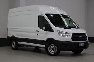 2014 Ford Transit VO 350L LWB Mid Roof White 6 Speed Manual Van Bentley Canning Area Preview