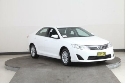 2013 Toyota Camry ASV50R Altise White 6 Speed Automatic Sedan Smithfield Parramatta Area Preview