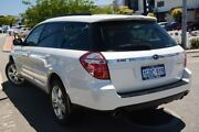 2009 Subaru Outback B4A MY09 D/Range AWD Satin White Pearl 5 Speed Manual Wagon Willagee Melville Area Preview