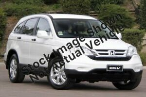 2012 Honda CR-V MY11 (4x4) White 5 Speed Automatic Wagon Wyong Wyong Area Preview