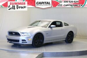 2014 Ford Mustang GT*2dr*Auto*Leather*