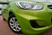 2014 Hyundai Accent RB2 MY15 Active Green 4 Speed Sports Automatic Hatchback Myaree Melville Area Preview