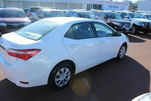 2015 Toyota Corolla ZRE172R Ascent S-CVT White 7 Speed Constant Variable Sedan Westminster Stirling Area Preview