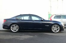2011 BMW 730D F01 MY1110 Steptronic Imperial Blue 6 Speed Sports Automatic Sedan Glen Iris Boroondara Area Preview