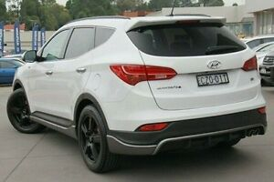 2015 Hyundai Santa Fe DM2 MY15 SR White 6 Speed Sports Automatic Wagon Pennant Hills Hornsby Area Preview