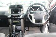 2013 Toyota Landcruiser Prado KDJ150R MY14 GXL White 5 Speed Sports Automatic Wagon Parramatta Park Cairns City Preview