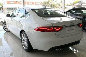 2016 Jaguar XF X260 20D Prestige White 8 Speed Automatic Sedan Petersham Marrickville Area Preview