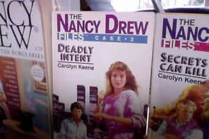 NANCY DREW & HARDY BOYS ~ CAROLYN KEENE