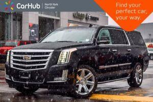 2017 Cadillac Escalade ESV Premium Luxury AWD|Sunroof|GPS|Pwr.Op