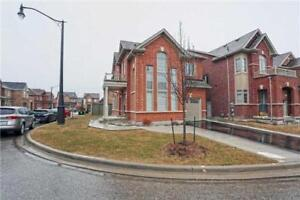 4 Bedroom Detached Home In Northwest Brampton, Corner Lot, All B